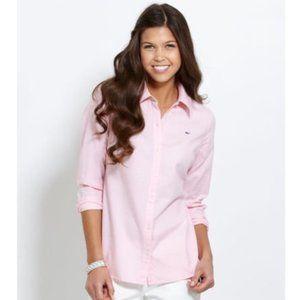 Vineyard Vines Pink Oxford Button Down Shirt